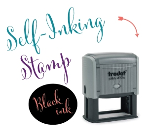 Self=Inking-Stamp